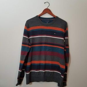 Tommy Hilfiger Men's Striped Sweater